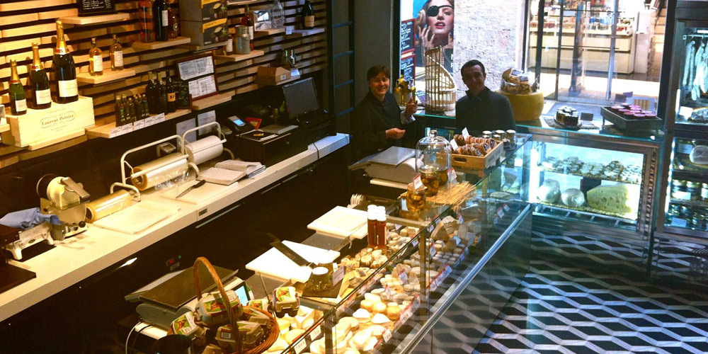 Fromagerie aix boutique