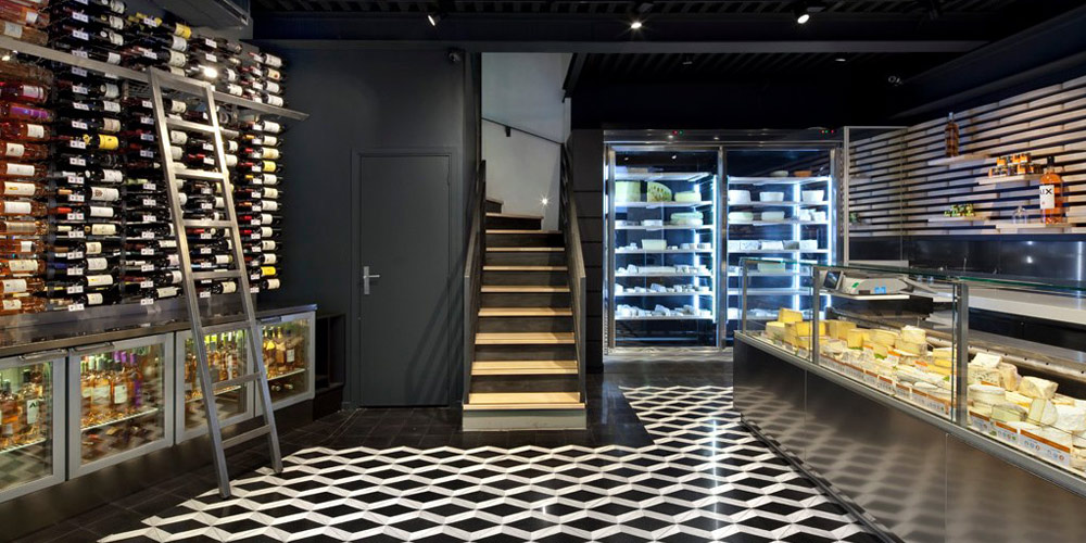 fromagerie du passage restaurant sur aix en provence. Black Bedroom Furniture Sets. Home Design Ideas