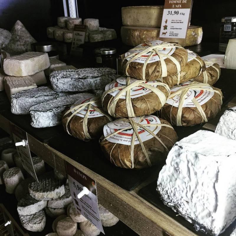 Livraison de fromage sur aix en provence