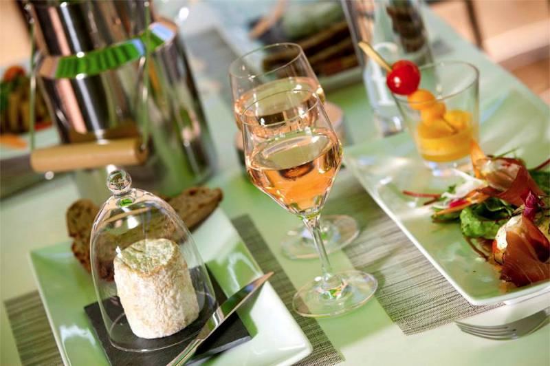 Restaurant terrasse aix en provence