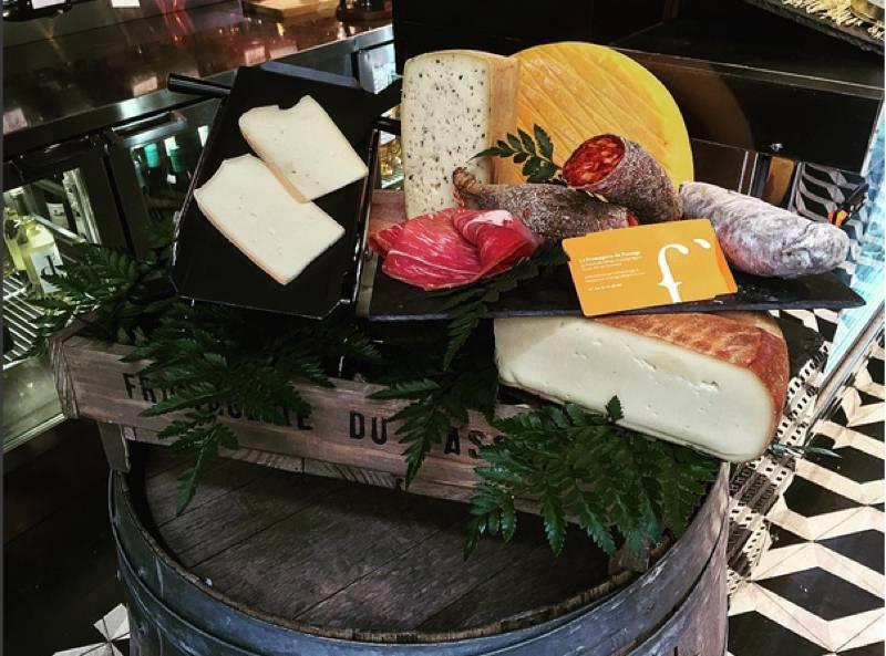 Livraison fromage & vin sur aix en provence