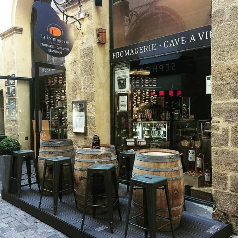 Cave à vin centre d'aix en provence